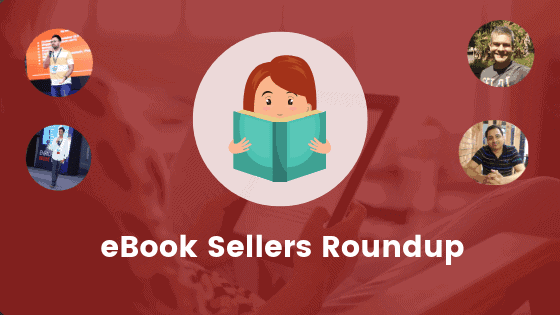 5 eBooks sellers share thier secrets to sell eBooks